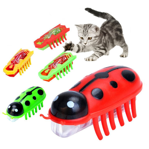 Fast Moving Mini Interactive Cat Toys