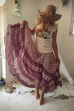 Gypsy Love Castaway Skirt in Berry by Spell & The Gypsy