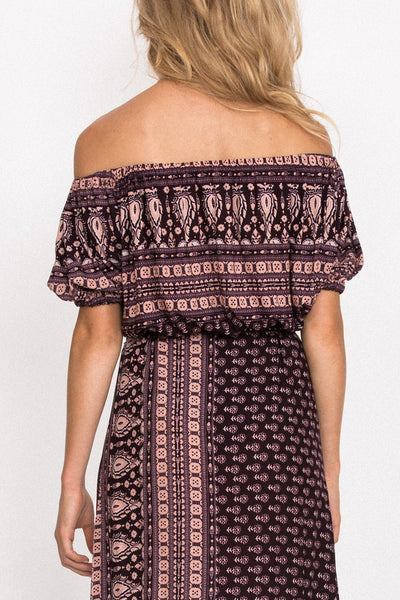 Gypsiana Off The Shoulder Top Pepper by Spell & The Gypsy