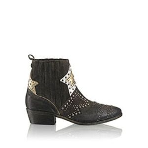 Stardust Western Ankle Boot by Russell & Bromley London