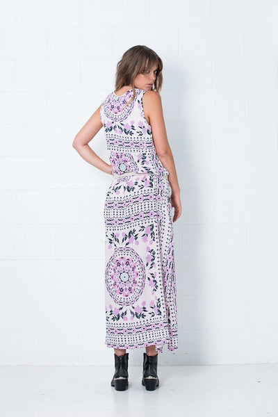 Pandora Split Dress in Primrose by Spell & The Gypsy