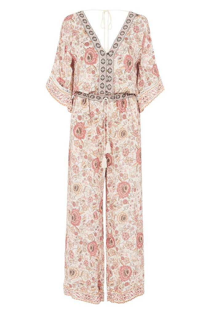 Zahara Pantsuit in Rosewater by Spell & The Gypsy