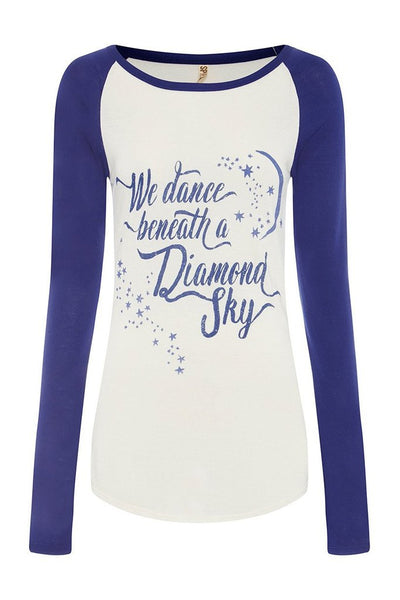 Diamond Sky Raglan by Spell & The Gypsy