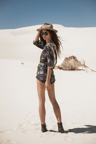 Gyspy Queen Romper by Spell and The Gypsy