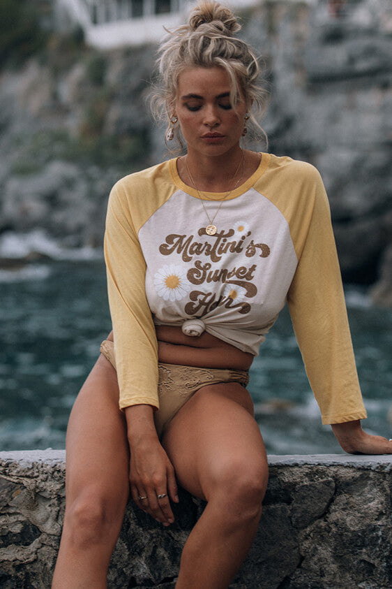 Paradise Cove Organic Raglan by Spell & The Gypsy