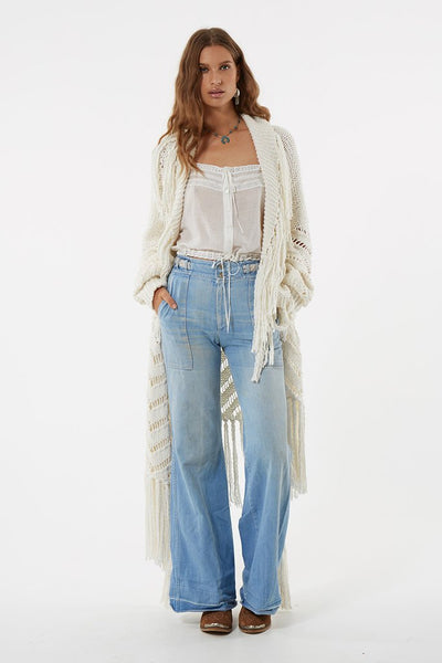 Luxe Leah Hand Knit Cardigan by Spell & The Gypsy