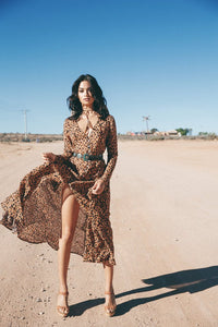 Saphari gown by Spell & The Gypsy