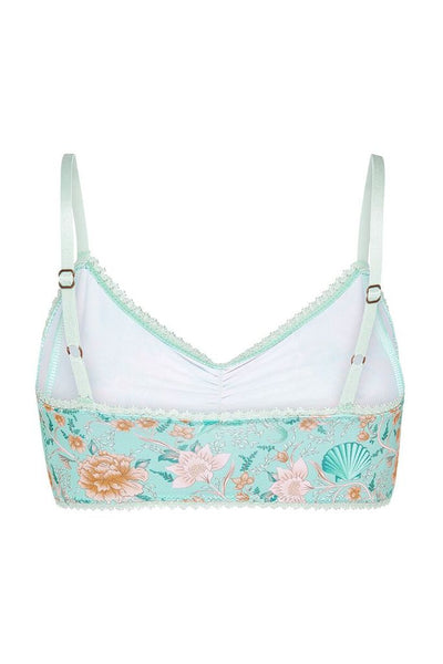 Seashell Bralette in Seafoam by Spell & The Gypsy