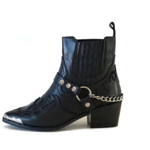 Dakota Chain Boots by Arnhem Byron Bay