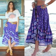 Bohemiam Royale Castaway Skirt by Spell & the Gypsy