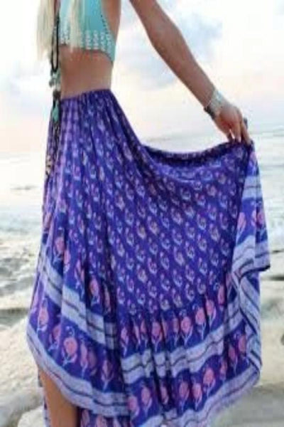 Spell and the Gypsy Bohemian royal castaway skirt