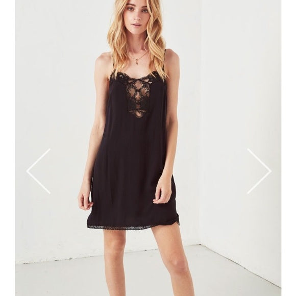 Lovelace Slip Dress by Spell & The Gypsy