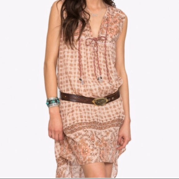 Desert Rose Shift Dress in Blush by Spell & The Gypsy