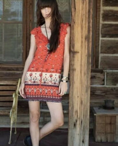 Desert Wanderer Tunic Dress by Spell and the Gypsy