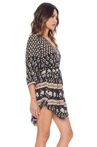 Bohemian Royal Playdress in Charcoal by Spell & The Gypsy