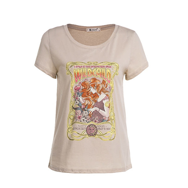 Wild Child Tee by Spell & The Gypsy