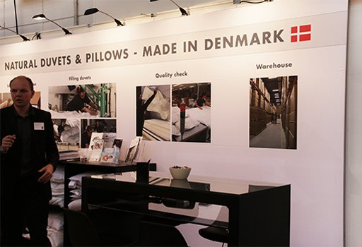 Crown Goose Crown Featured - 2017 CROWN GOOSE IN HEIMTEXTIL