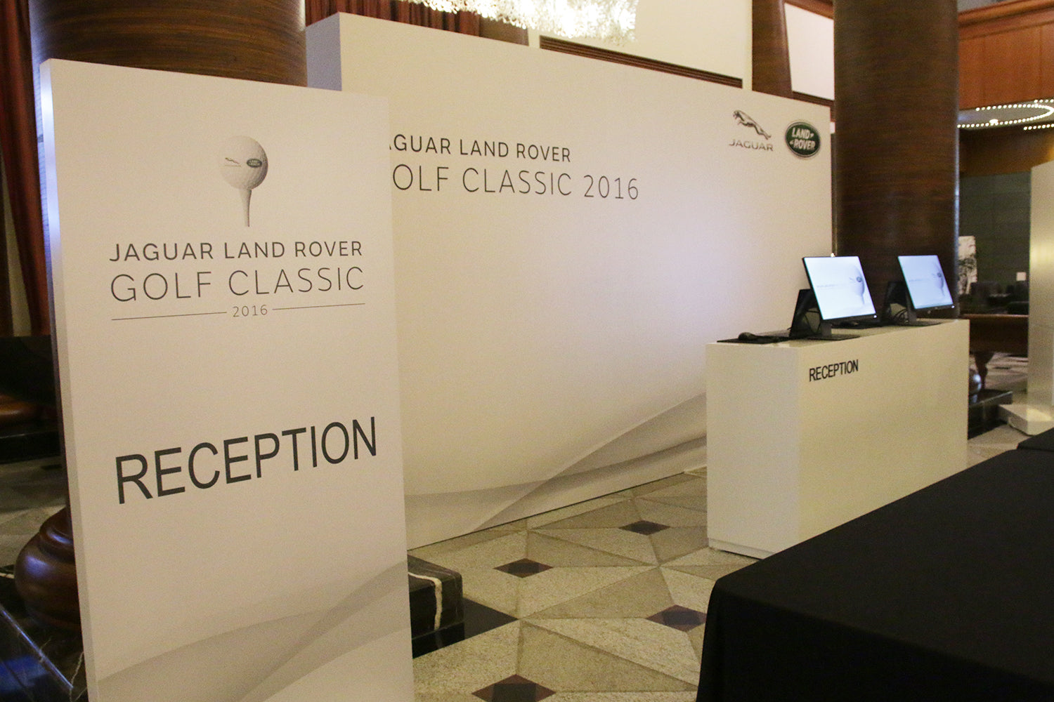 Crown Goose Crown Featured - 2016 JAGUAR & LANDROVER GOLF CLASSIC 2nd
