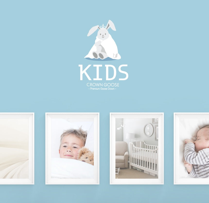 Goose Down Duvet - Kids Collection