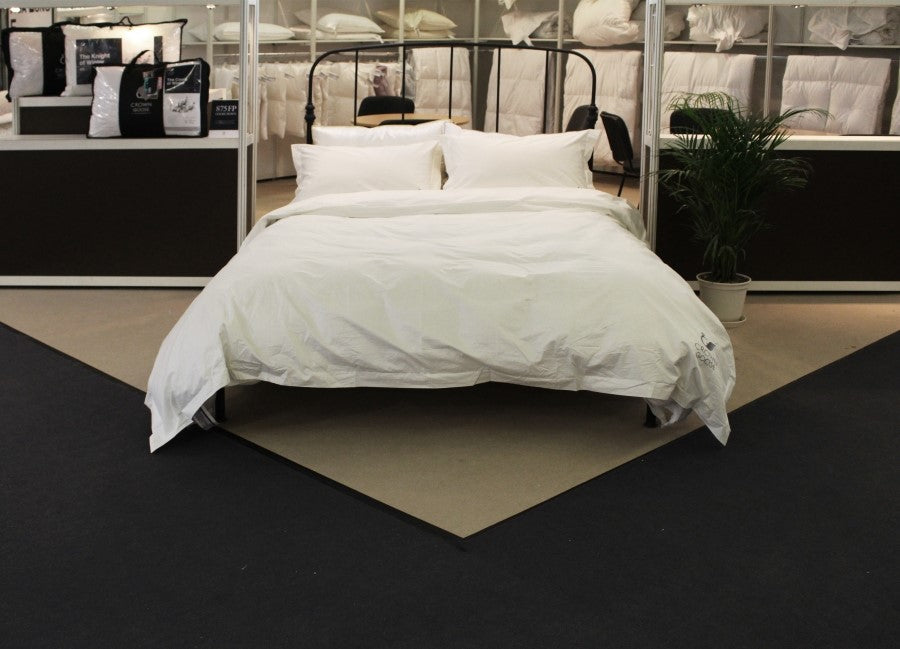 Crown Goose Crown Featured - 2016 Crown Goose at Heimtextil