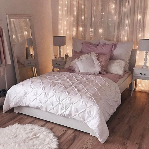 10 Dreamy Bedroom Inspiration