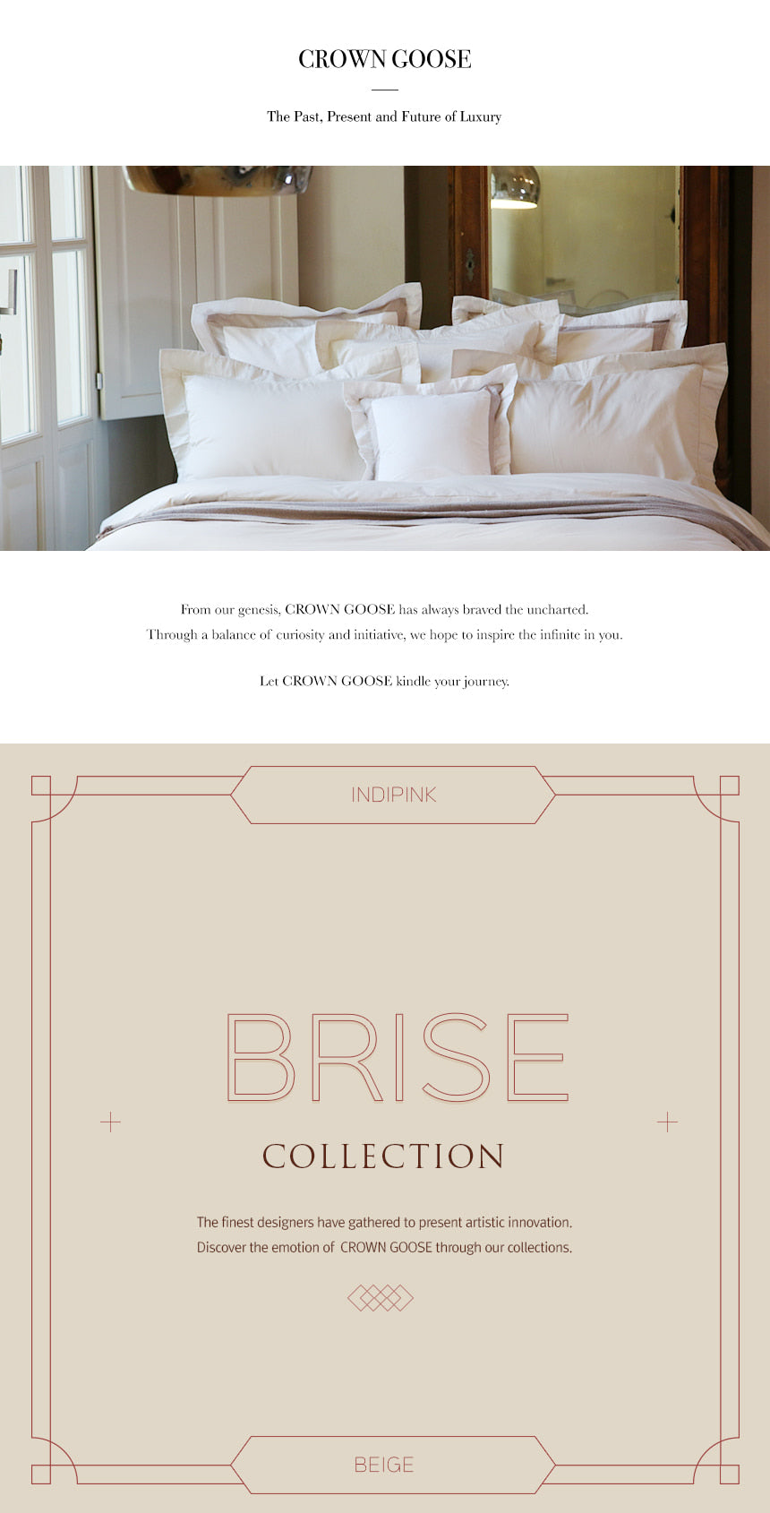Duvet Cover Set | Brise Collection, Indi Pink
