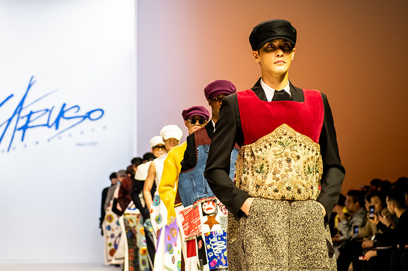 2019 FW SEOUL FASHION WEEK : CROWN GOOSE X CARUSO