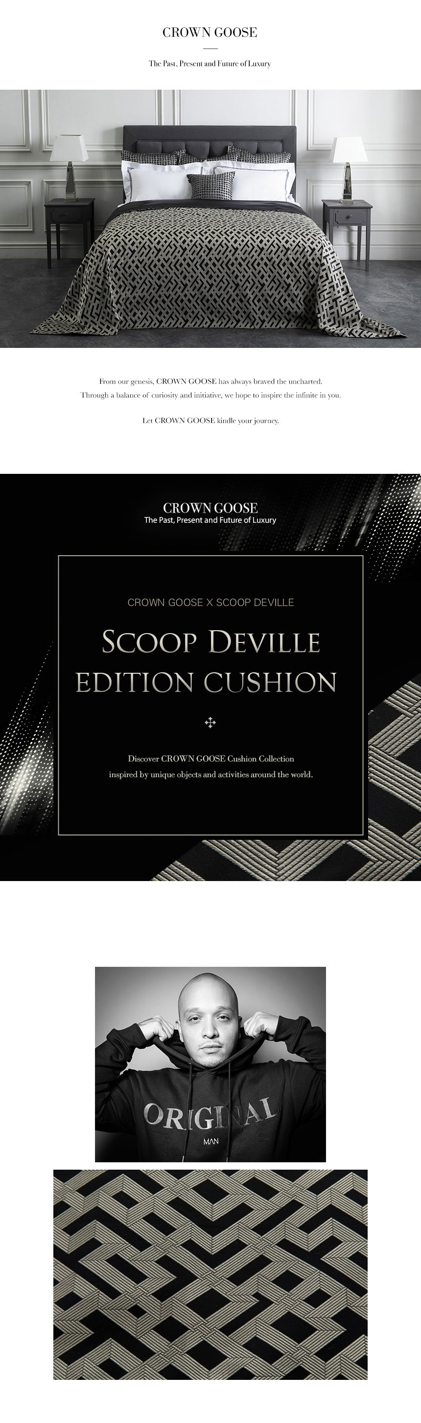 scoop deville cushion