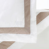Duvet Cover Set Jardinne Collection, Beige - Crown Goose