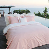 Duvet Cover Set Brise Collection, Indi Pink - Crown Goose