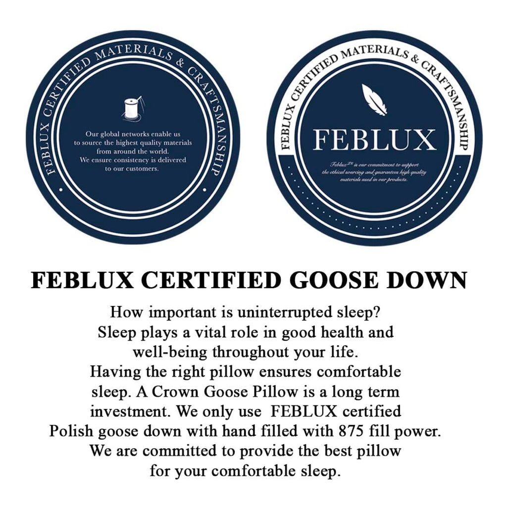 [BEST] Goose Down Pillow
