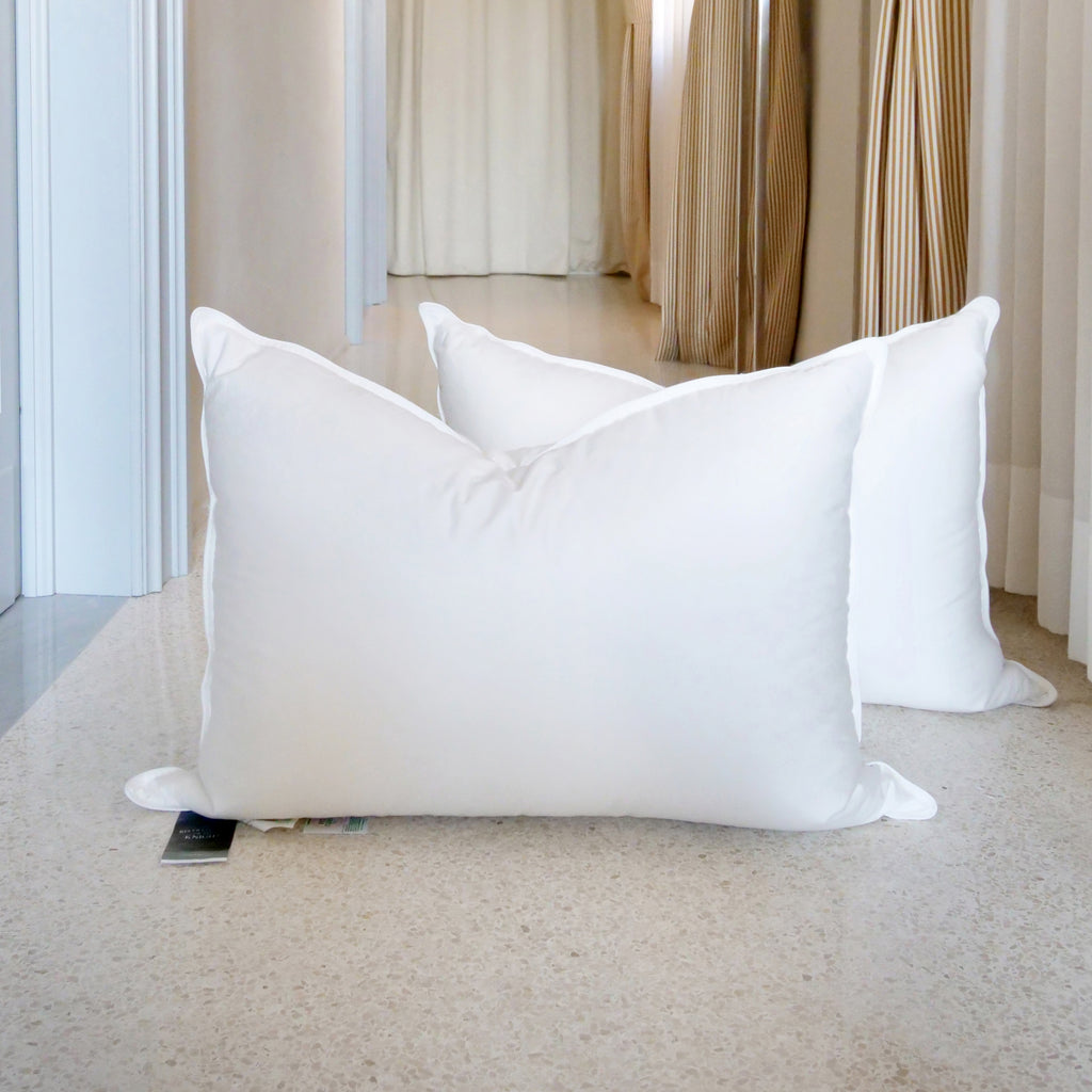 Goose Down Pillow - Crown Goose