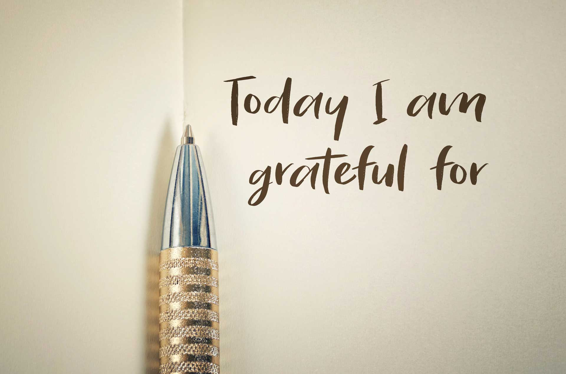 The Positive Effects of Gratitude