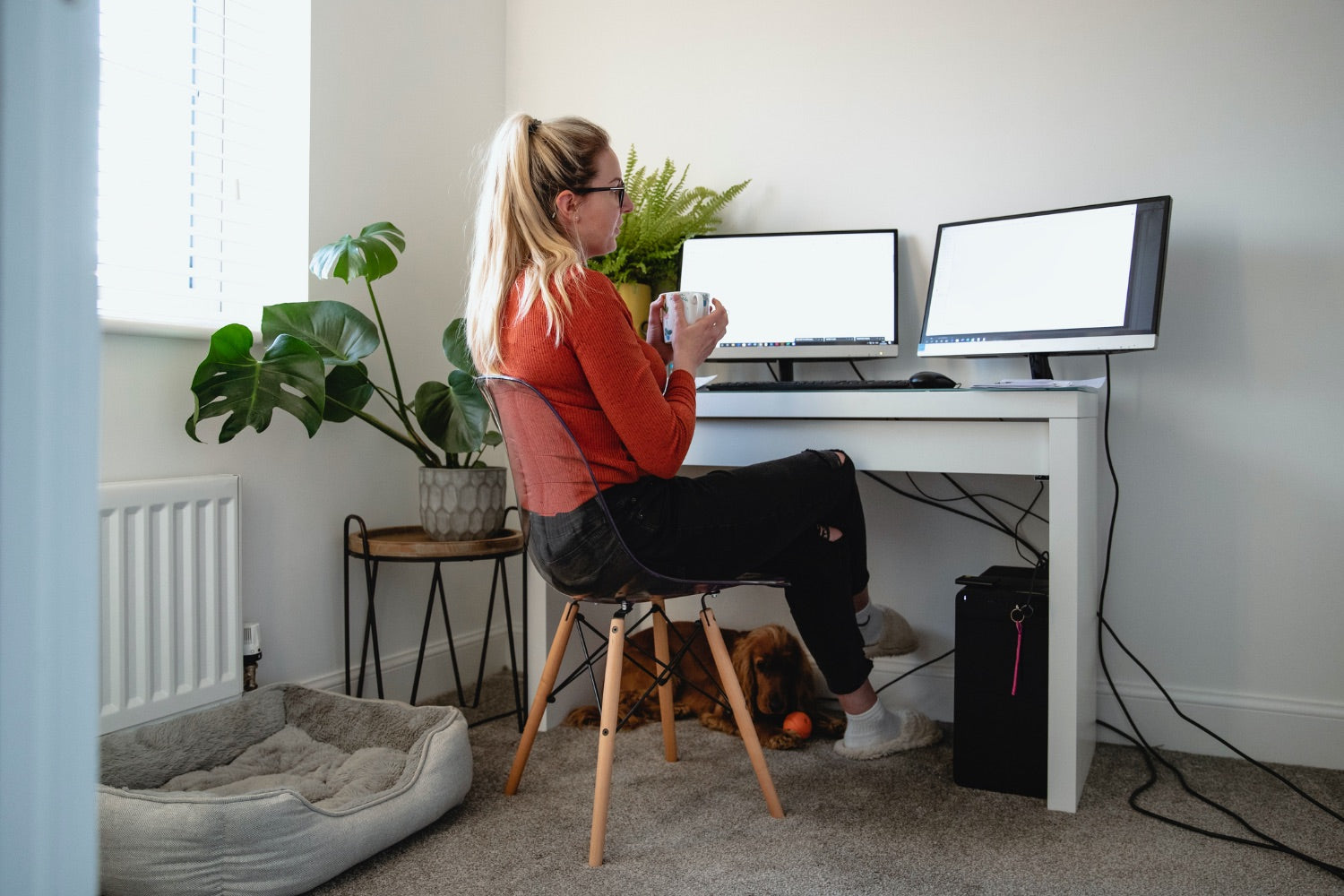 Too much sitting? Six ways to sneak in movement.