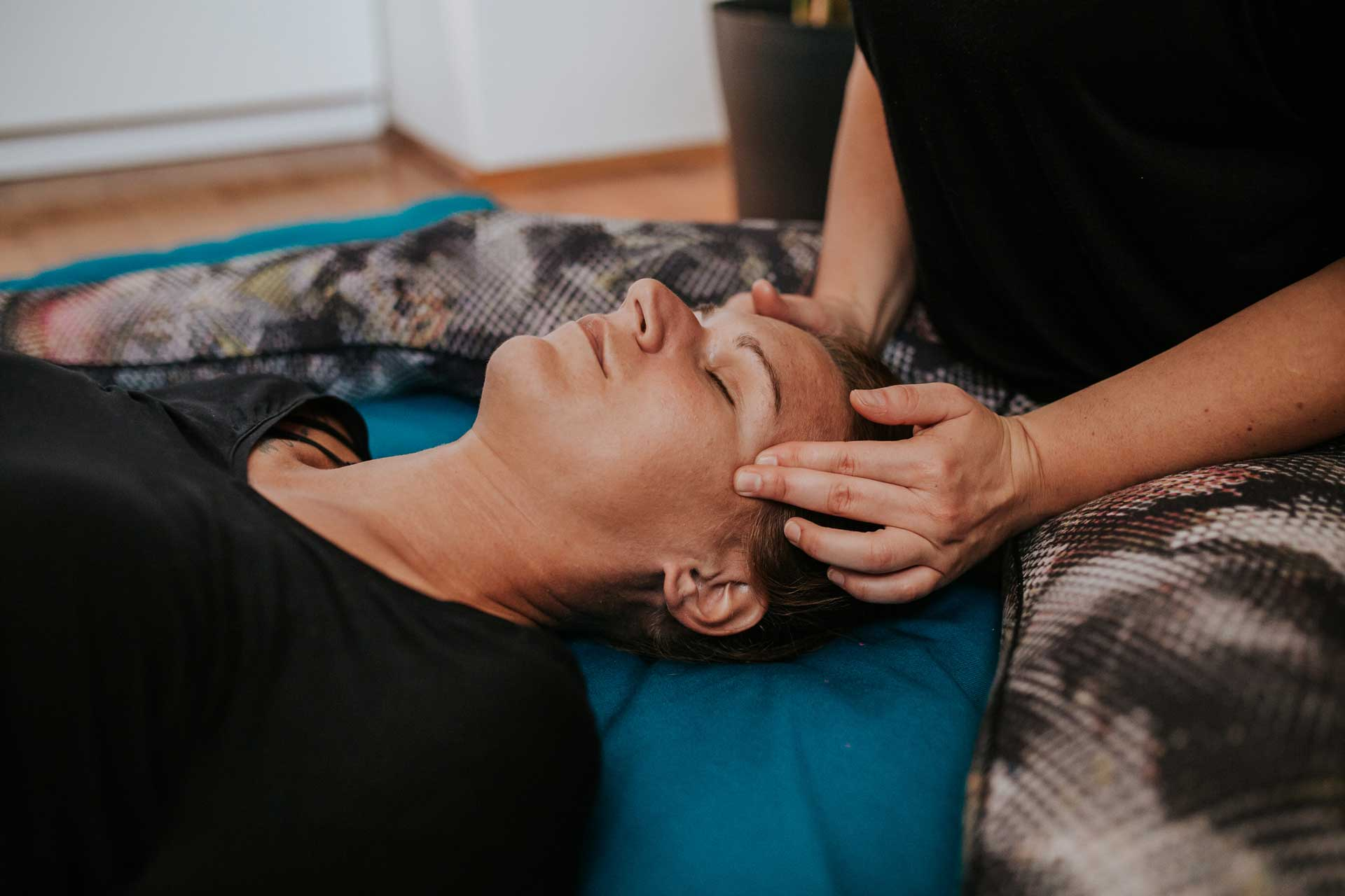 Taking off the Pressure: Relax Using Acupressure