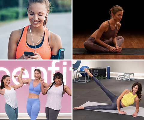 choose a workout program -- how to get started with fitness