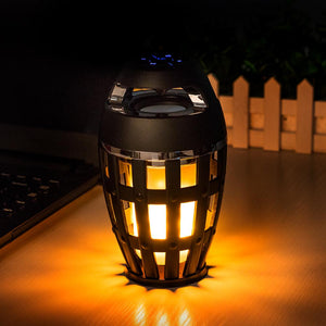 Lamp Bluetooth Speaker - Rescue Beam