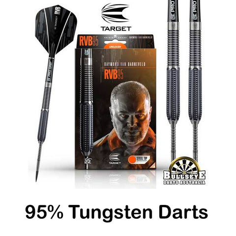 95% TUNGSTEN DARTS