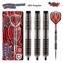 SHOT Warrior Hautoa Darts - 80% Tungsten - 26g