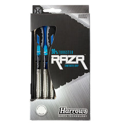 Harrows Darts | Razr Bulbous 90% Tungsten Steeltip 22g