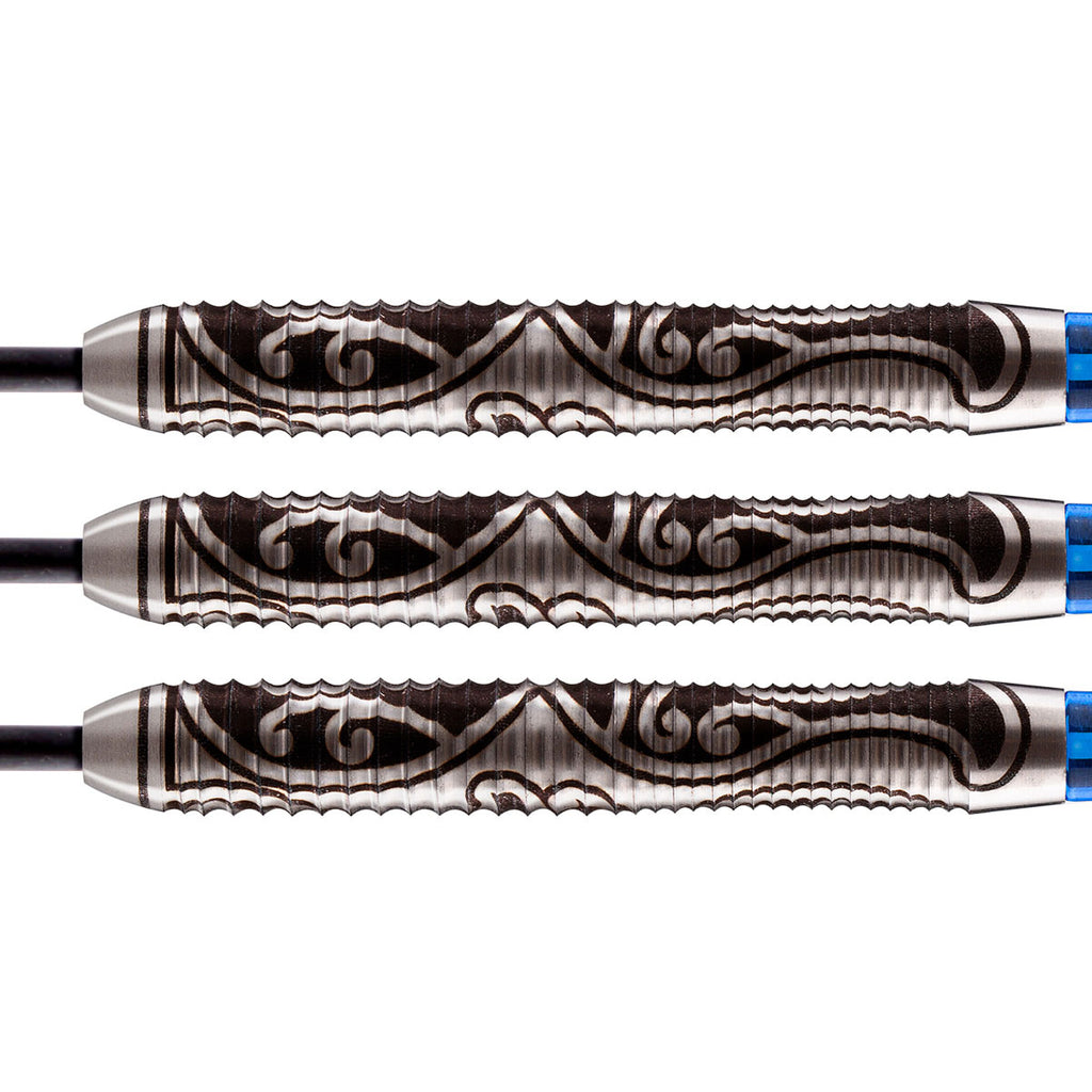 SHOT Warrior Tipu Darts - 80% Tungsten - 21g
