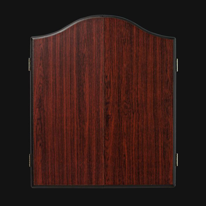 WINMAU Classic Rosewood Style Deluxe Dartboard Cabinet