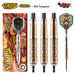 SHOT Viking Hammer Darts - 90% Tungsten - 26g