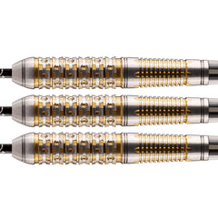 Viking Hammer Steel Tip Dart Set-90% Tungsten Barrels-24g