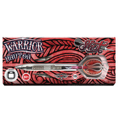 SHOT Warrior Hautoa SOFT Tip Dart Set-80% Tungsten - 20g