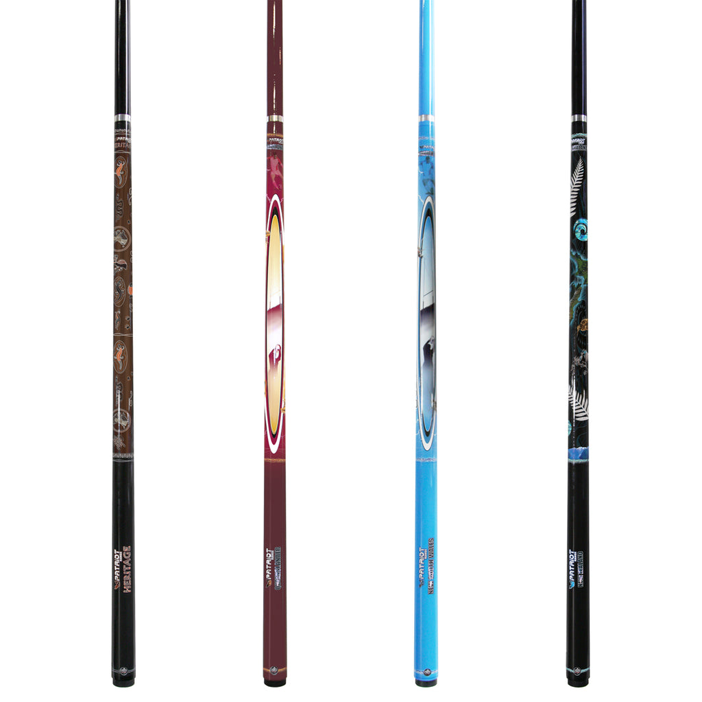 Patriot Range Composite Two Piece Cues