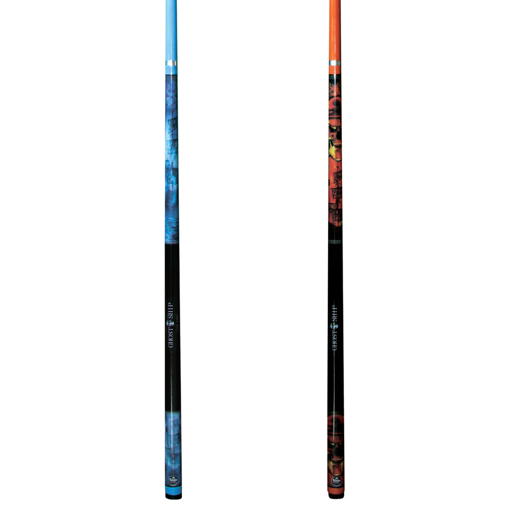 Ghost Ship Two Piece Cue - 57""