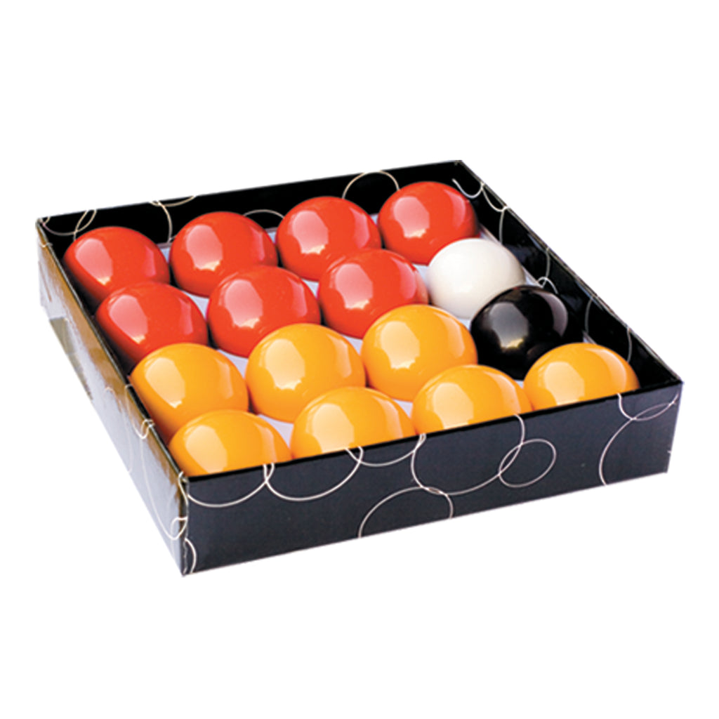 Formula Standard Resin Casino Pool Balls Boxed 2""