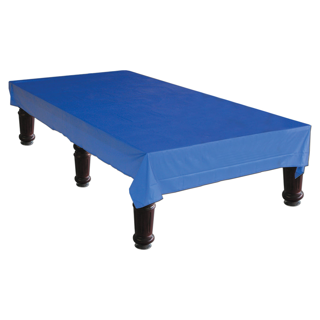PVC Table Cover 8' - Green, Blue & Black