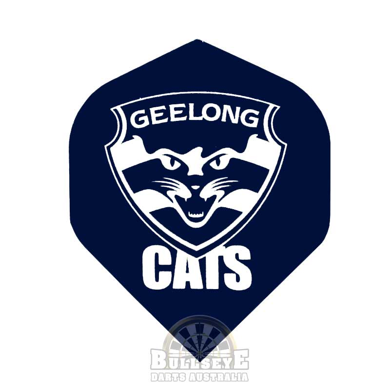 Geelong Cats AFL Dart Flights